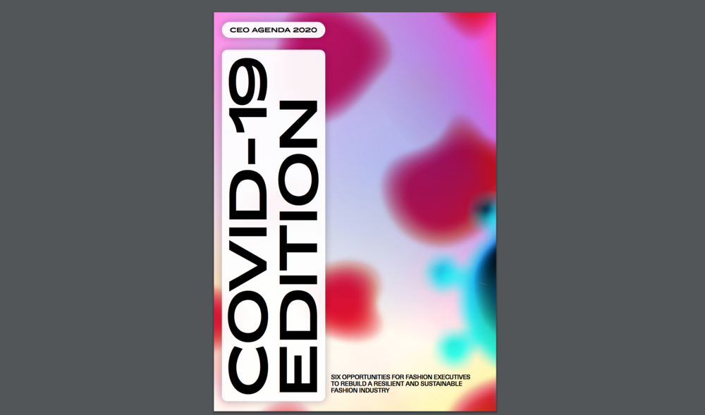CEO AGENDA 2020   COVID-19 EDITION