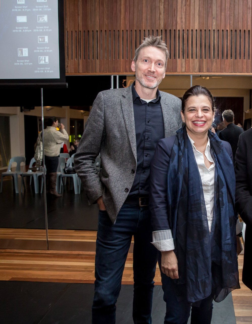 Leila Naja Hibri was ratified as CEO Elect by the AFC Board and will succeed current CEO David Giles-Kaye. -