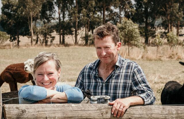 Meet | Isabel & Nick Renters, Great Ocean Road Woollen Mill